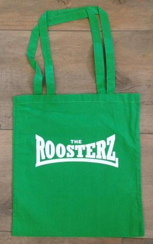 Green & White Bag