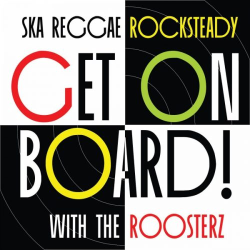 Get On Board Cover