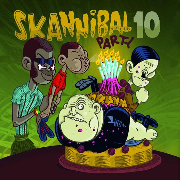 Skannibal 10 (various artists)